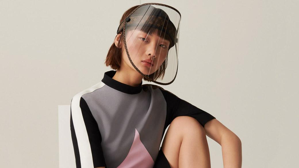 Louis Vuitton ra mắt chiếc mặt nạ bảo hộ, có thể sử dụng như một tấm che nắng - 14
