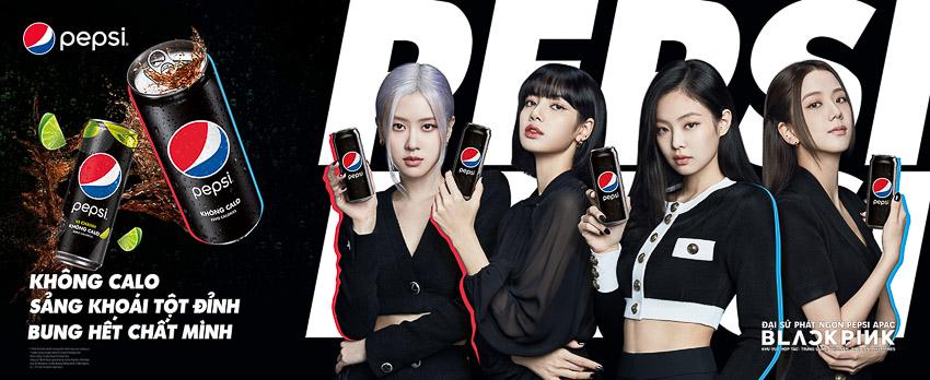 Black Pink trở thành đại diện phát ngôn mới của Pepsi - 2