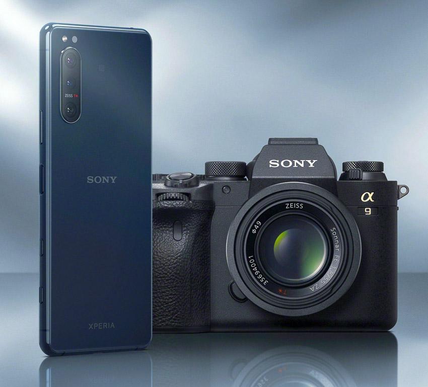 Xperia 5 II ra mắt - Snapdragon 865, màn hình 120Hz, quay 4K 120fps HDR, pin 4000mAh - 9 - 5