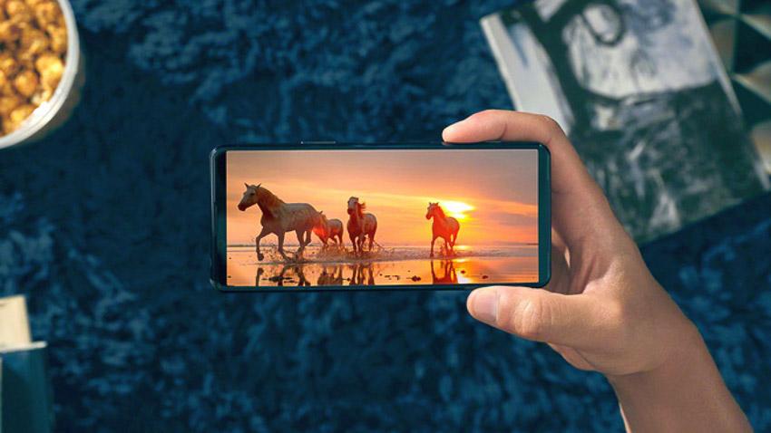 Xperia 5 II ra mắt - Snapdragon 865, màn hình 120Hz, quay 4K 120fps HDR, pin 4000mAh - 8