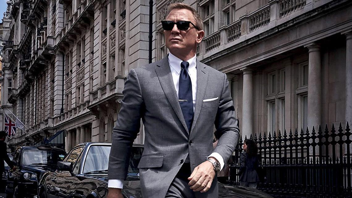 Chiếc đồng hồ Omega Seamaster mới là món quà cao cấp cho fan James Bond - 2