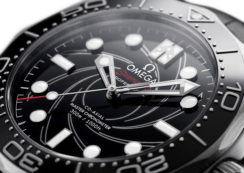 Chiếc đồng hồ Omega Seamaster mới là món quà cao cấp cho fan James Bond - 5