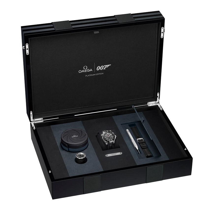 Chiếc đồng hồ Omega Seamaster mới là món quà cao cấp cho fan James Bond - 6
