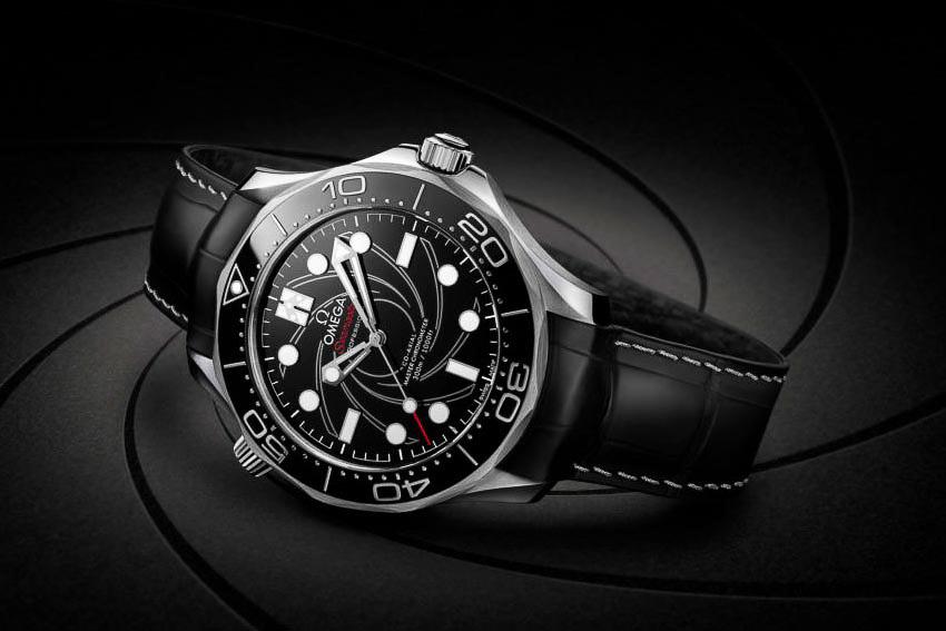 Chiếc đồng hồ Omega Seamaster mới là món quà cao cấp cho fan James Bond - 7