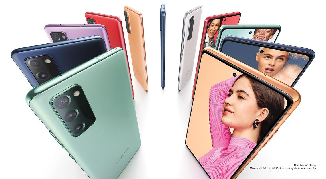 Samsung Galaxy S20 FE - Bộ ba ống kính chuyên nghiệp, Cải tiến cao cấp vượt trội, 6 màu sắc cá tính, có giá 15,990,000 VNĐ - 10