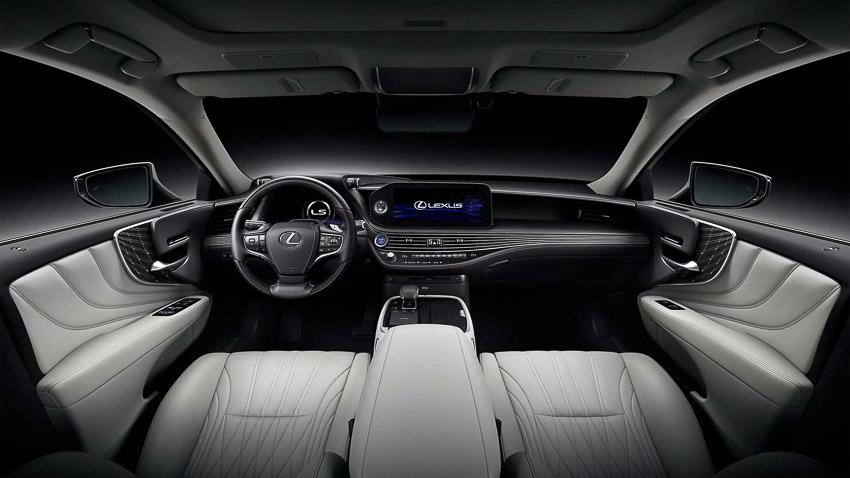 Lexus LS phiên bản 2021 nâng cấp cho thị trường Châu Âu - 10