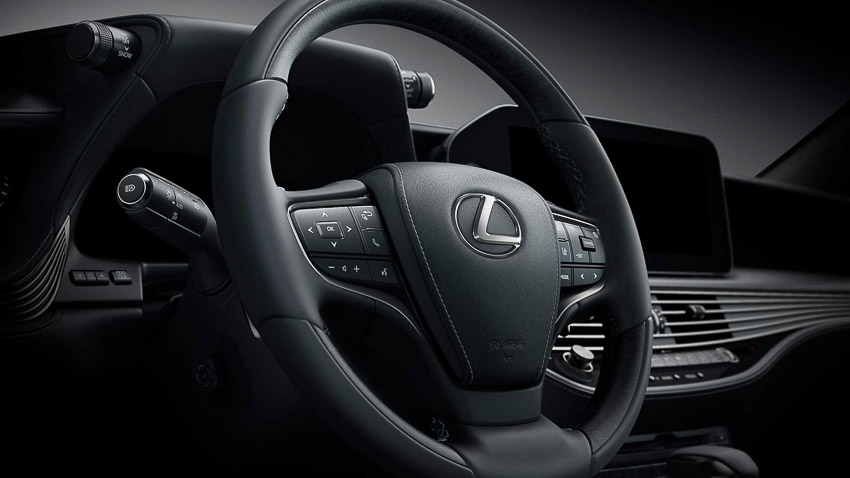 Lexus LS phiên bản 2021 nâng cấp cho thị trường Châu Âu - 13