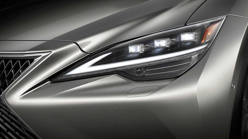 Lexus LS phiên bản 2021 nâng cấp cho thị trường Châu Âu - 6