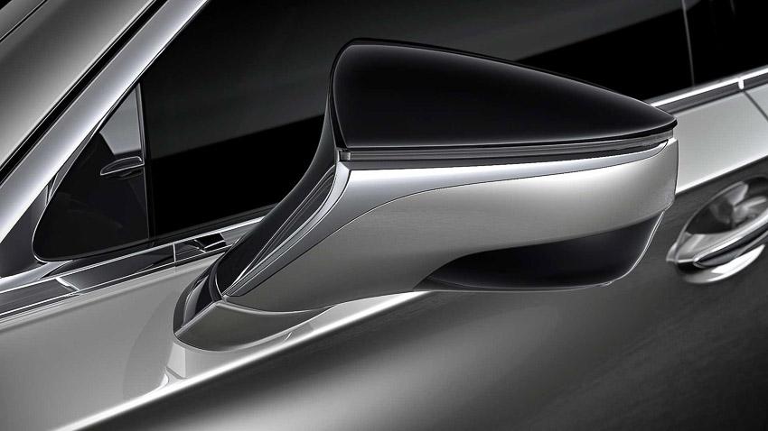 Lexus LS phiên bản 2021 nâng cấp cho thị trường Châu Âu - 7