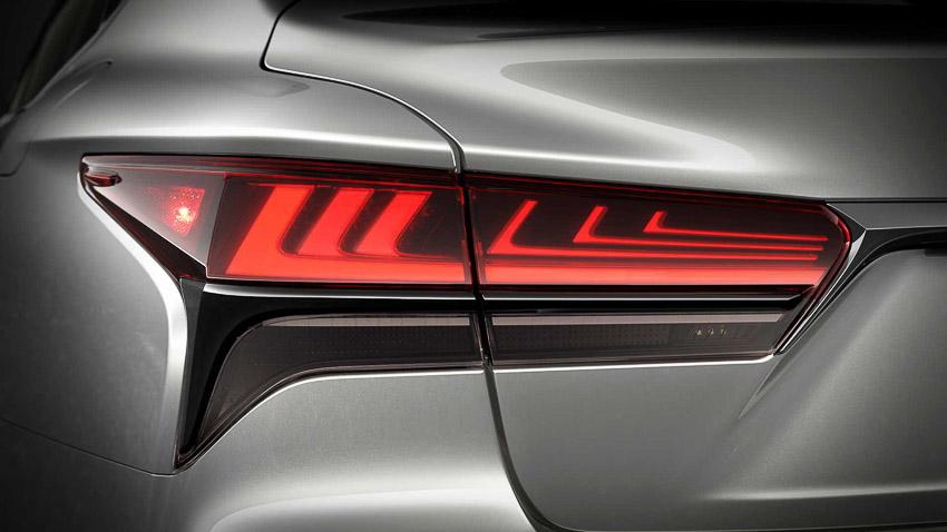 Lexus LS phiên bản 2021 nâng cấp cho thị trường Châu Âu - 8
