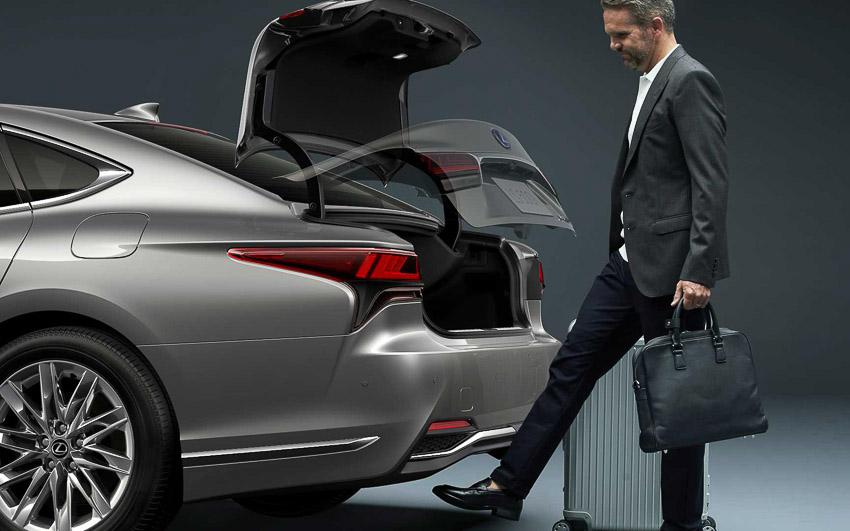 Lexus LS phiên bản 2021 nâng cấp cho thị trường Châu Âu - 9
