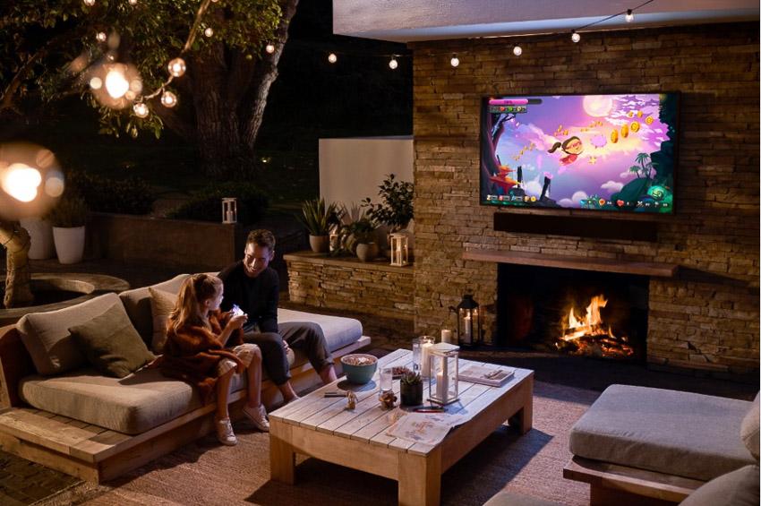 Samsung ra mắt The Terrace – TV QLED ngoài trời đầu tiên trên thế giới tại thị trường Việt Nam - 2