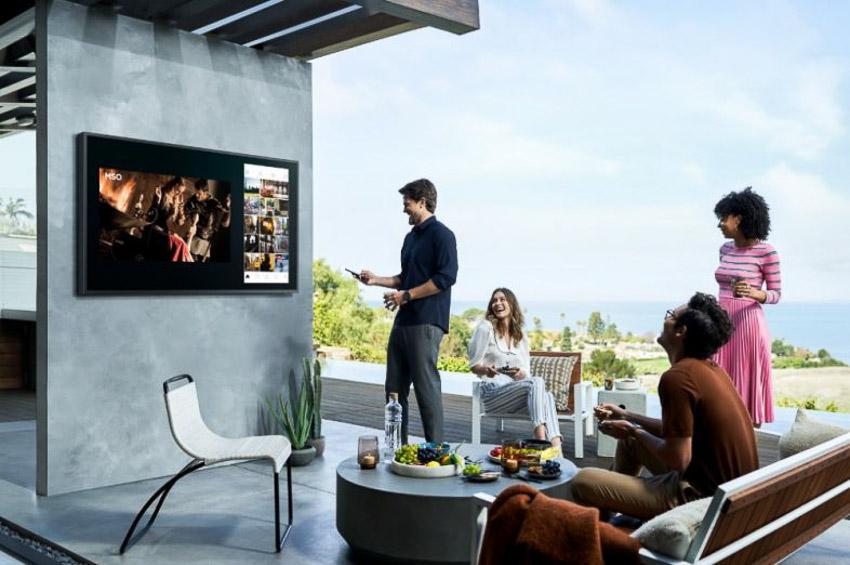 Samsung ra mắt The Terrace – TV QLED ngoài trời đầu tiên trên thế giới tại thị trường Việt Nam - 4