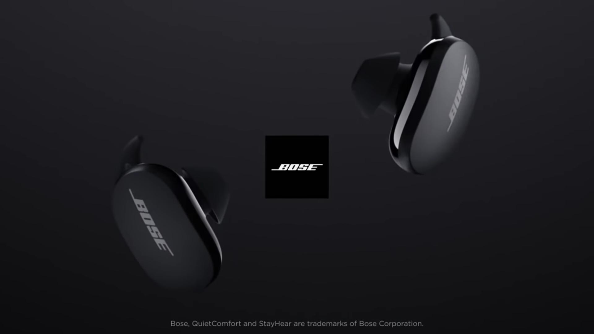 Tai nghe Bose QuietComfort Earbuds chính thức ra mắt và cho phép đặt trước - 2
