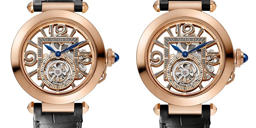 Cartier hồi sinh mẫu đồng hổ kinh điển Pasha de Cartier phiên bản mới cho 2020 - 6