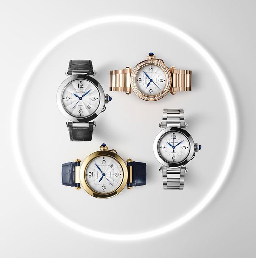 Cartier hồi sinh mẫu đồng hổ kinh điển Pasha de Cartier phiên bản mới cho 2020 - 8