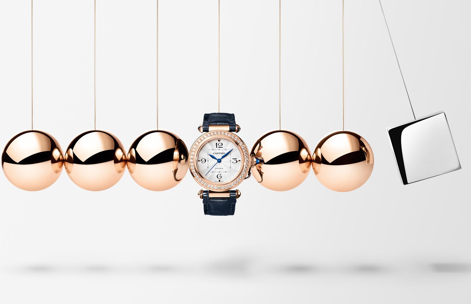 Cartier hồi sinh mẫu đồng hổ kinh điển Pasha de Cartier phiên bản mới cho 2020 - 10