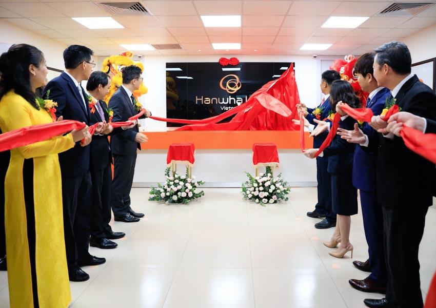 Hanwha Life Việt Nam khai trương Văn phòng Kinh doanh và Trung tâm Phục vụ Khách hàng -1