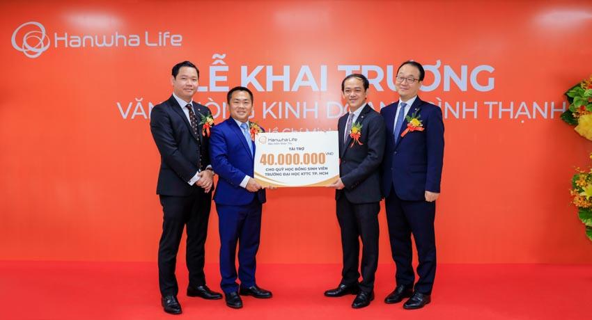 Hanwha Life Việt Nam khai trương Văn phòng Kinh doanh và Trung tâm Phục vụ Khách hàng -2