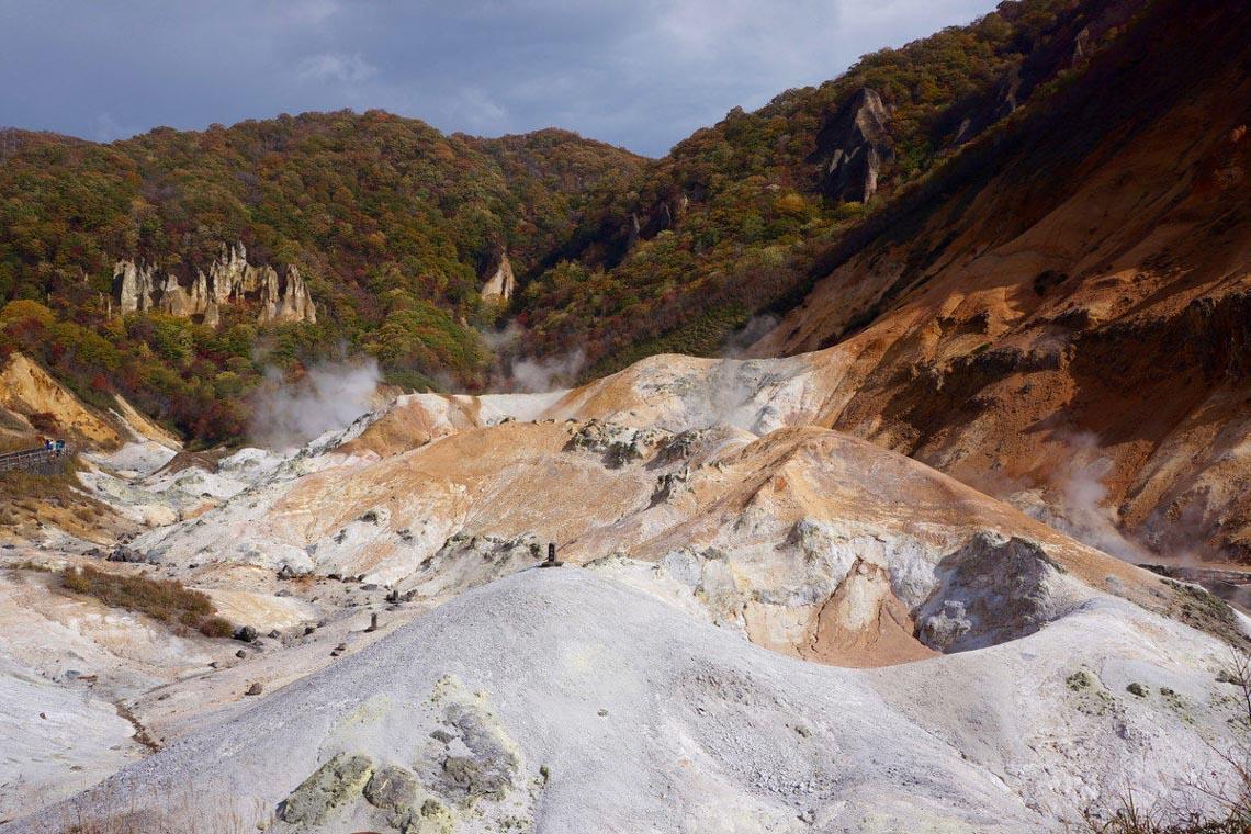 Jigokudani: cổng địa ngục mở ra thiên đường -1