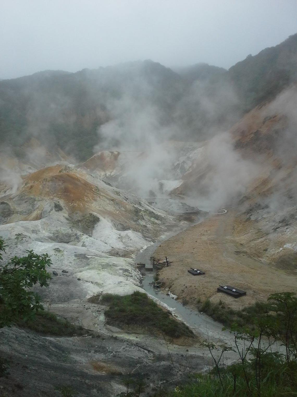 Jigokudani: cổng địa ngục mở ra thiên đường -2