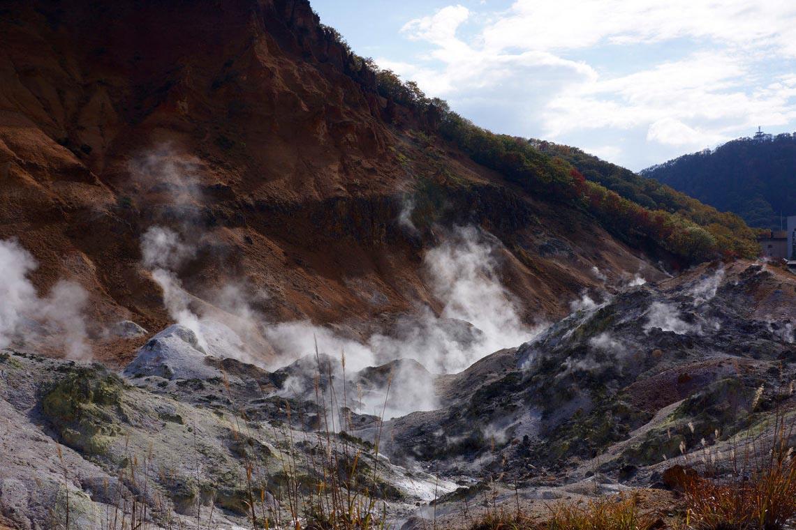 Jigokudani: cổng địa ngục mở ra thiên đường -4