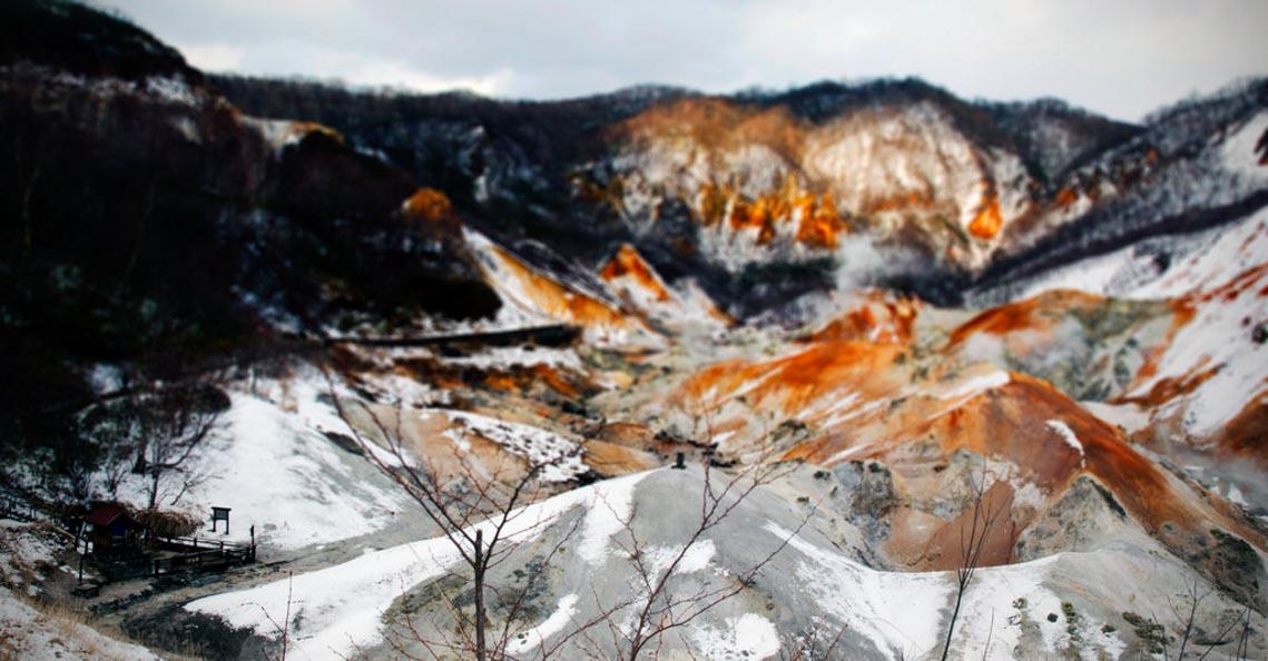 Jigokudani: cổng địa ngục mở ra thiên đường -6