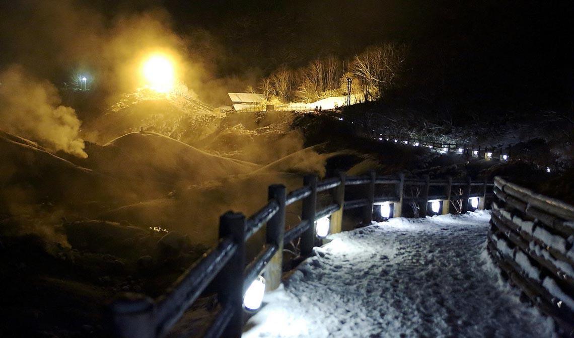 Jigokudani: cổng địa ngục mở ra thiên đường -7