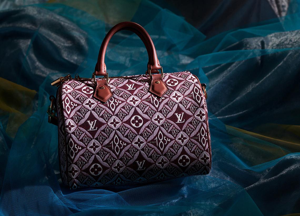 """Louis Vuitton tái hiện hoa văn monogram lâu đời và mang tính biểu tượng """"Since 1854"""" - 1"""