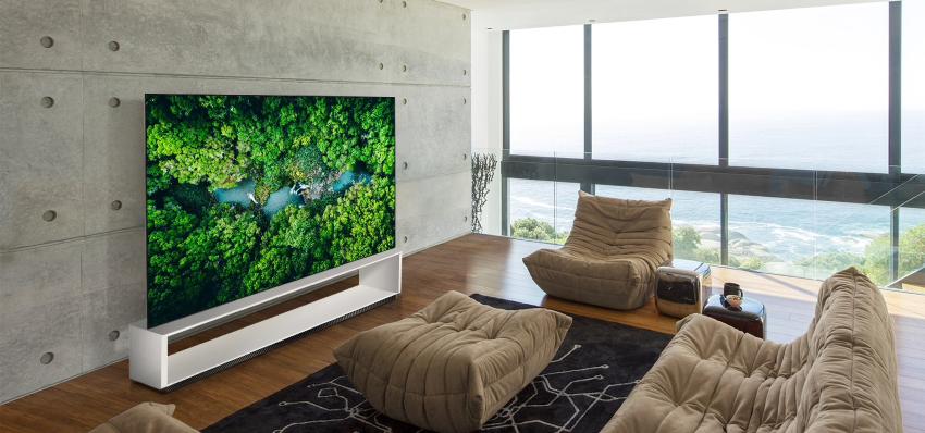 TV OLED 8K lập kỷ lục