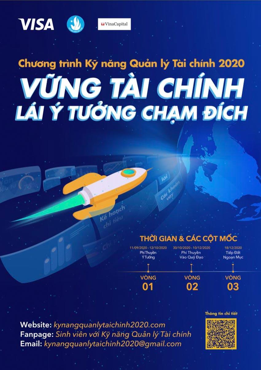 Visa và Trung ương Hội Sinh viên Việt Nam khởi động Chương trình Kỹ năng Quản lý Tài chính 2020 -3