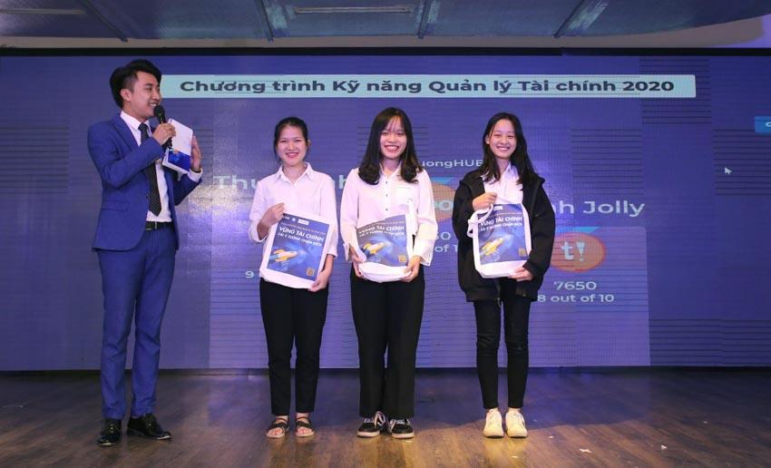 Visa và Trung ương Hội Sinh viên Việt Nam khởi động Chương trình Kỹ năng Quản lý Tài chính 2020 -4