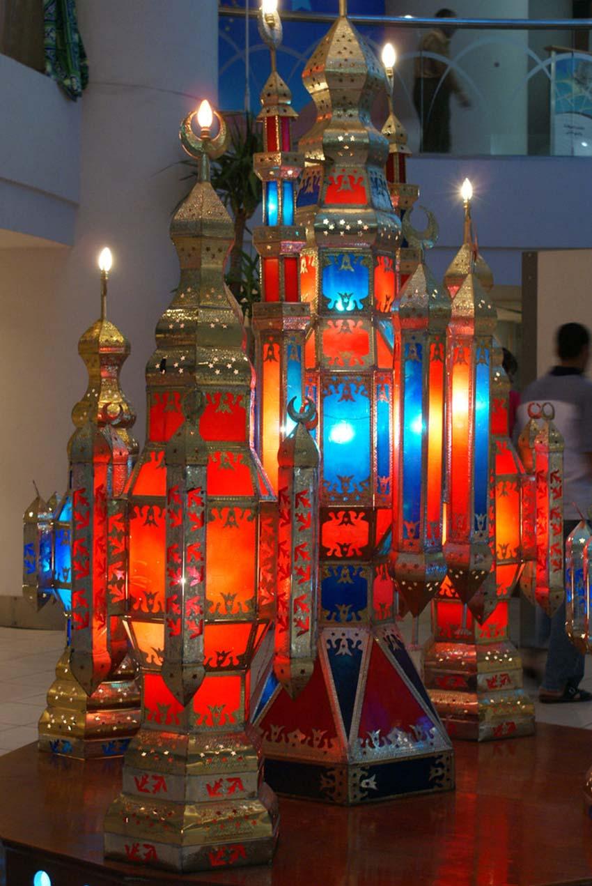 Ảo diệu đèn lồng Fanous -2