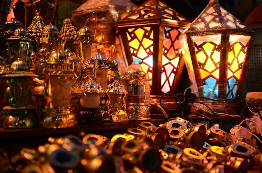 Ảo diệu đèn lồng Fanous -3
