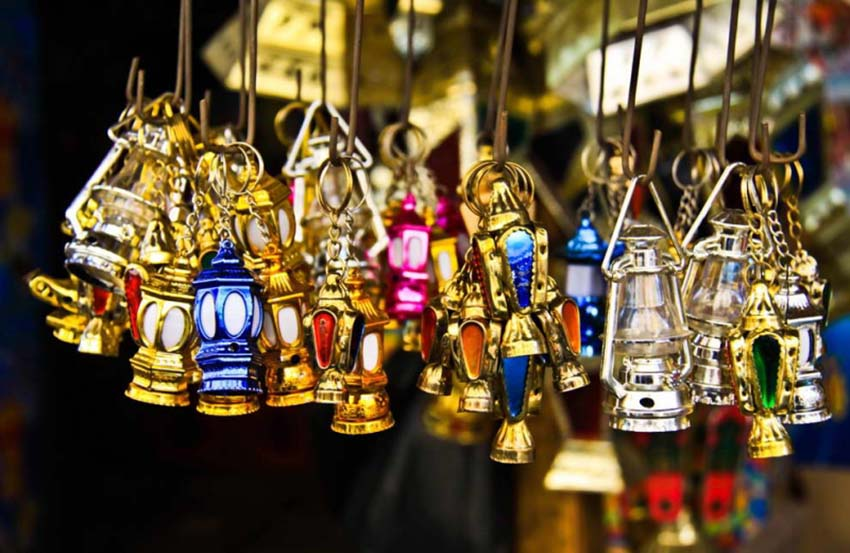 Ảo diệu đèn lồng Fanous -4