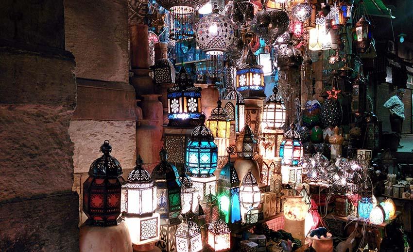 Ảo diệu đèn lồng Fanous -9