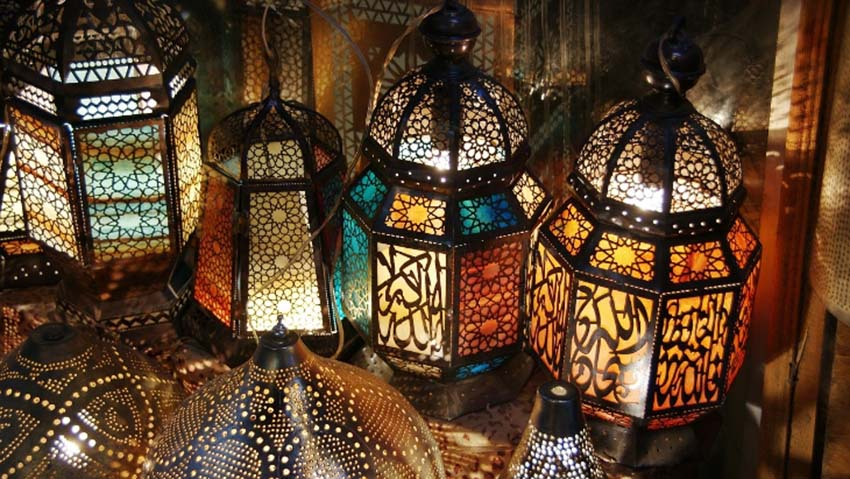 Ảo diệu đèn lồng Fanous -12