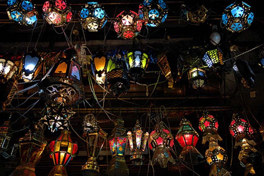 Ảo diệu đèn lồng Fanous -13