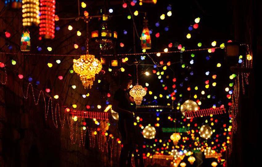 Ảo diệu đèn lồng Fanous -16