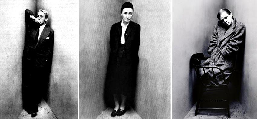 Những bậc thầy nhiếp ảnh nghệ thuật thời trang thế kỷ XX -3