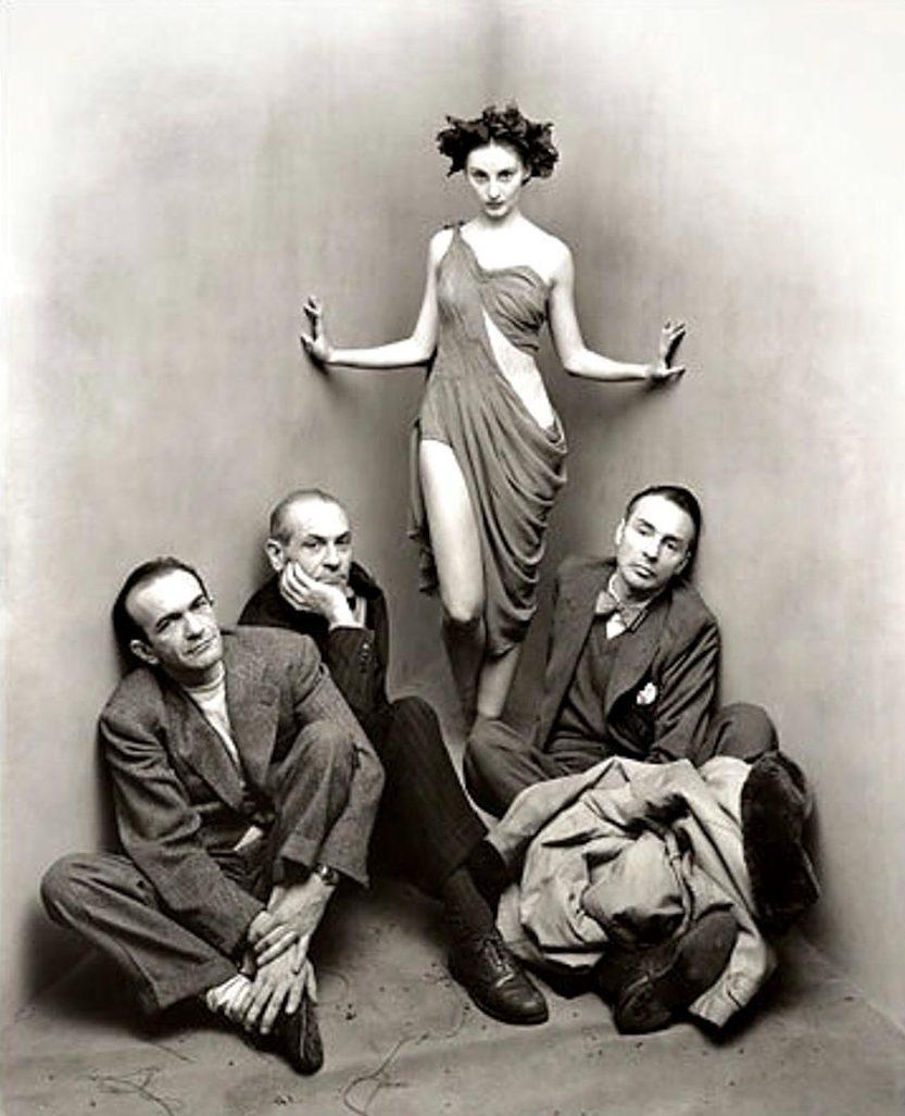 Những bậc thầy nhiếp ảnh nghệ thuật thời trang thế kỷ XX -4