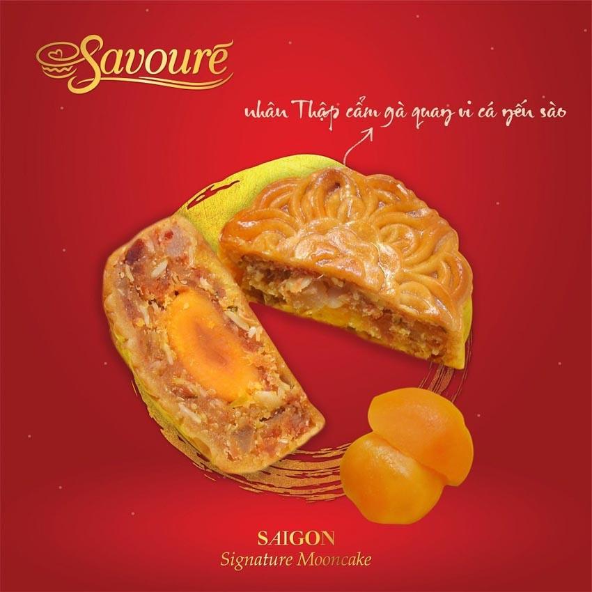Bánh trung thu Savouré - Món quà đến từ yêu thương -2