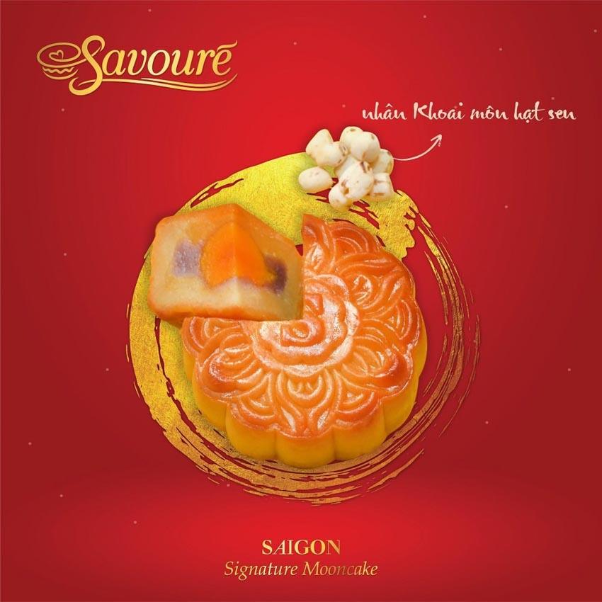 Bánh trung thu Savouré - Món quà đến từ yêu thương -3