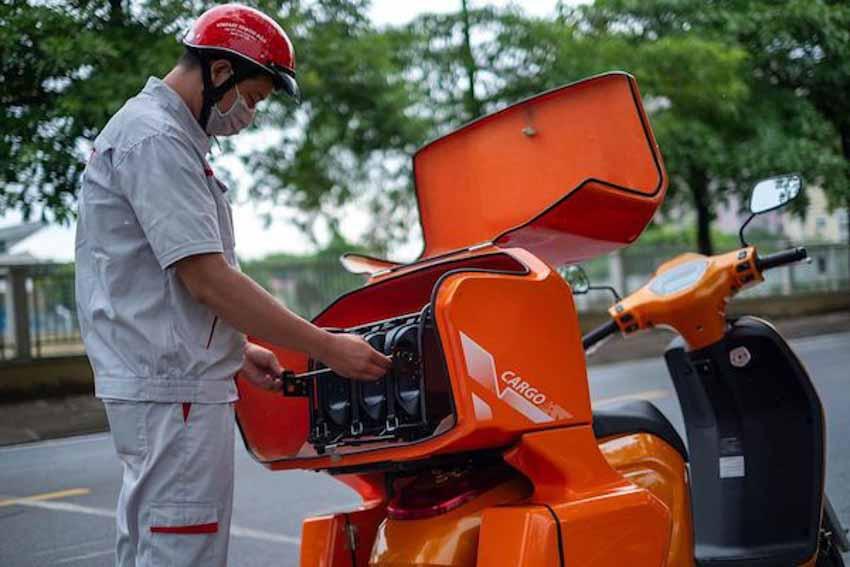 Báo tài chính Mỹ viết về xe máy điện VinFast -4