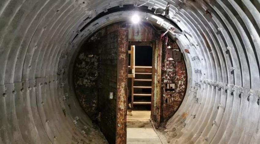 Bên trong hầm trú ẩn dành cho giới siêu giàu -6