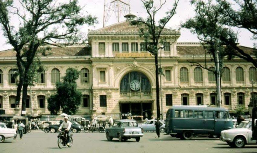 Bức tranh Sài Gòn xưa và nay – sự giao thoa độc đáo giữa kiến trúc và văn hoá -5