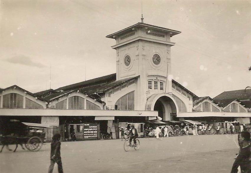 Bức tranh Sài Gòn xưa và nay – sự giao thoa độc đáo giữa kiến trúc và văn hoá -6