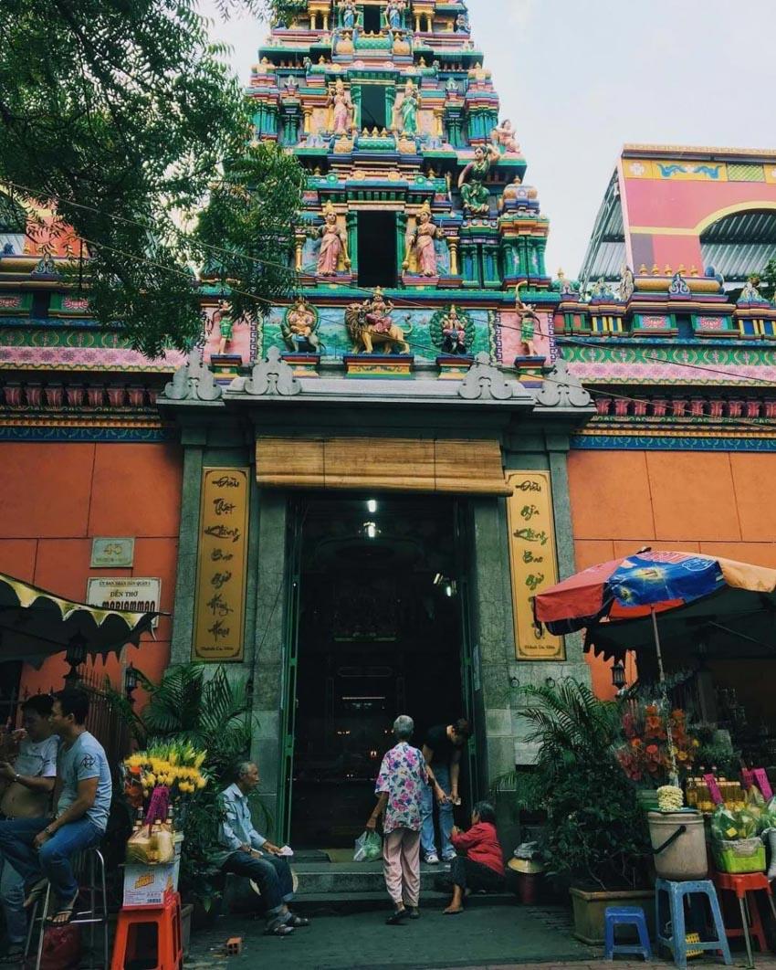 Bức tranh Sài Gòn xưa và nay – sự giao thoa độc đáo giữa kiến trúc và văn hoá -9