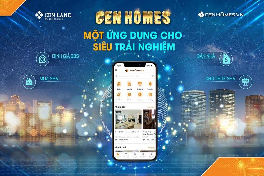 Cen Land (CRE): Tiên phong đưa công nghệ vào môi giới bất động sản -2