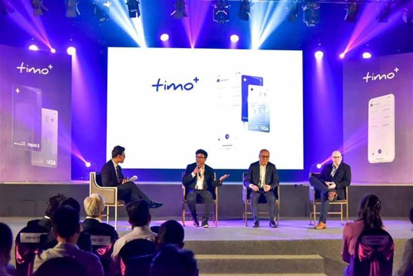 CEO Timo Plus Nguyễn Bảo Hoàng: Đây là 'thời điểm vàng' cho Fintech -2
